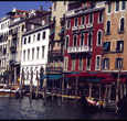 Facades in Venice